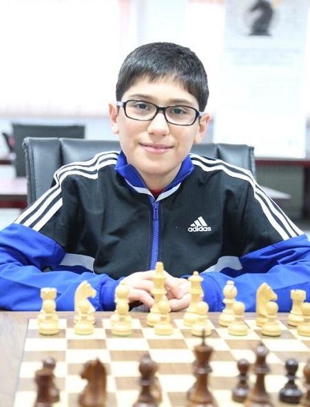 نوجوان بابلی در مسابقات شطرنج مردان ایران شگفتیساز شد