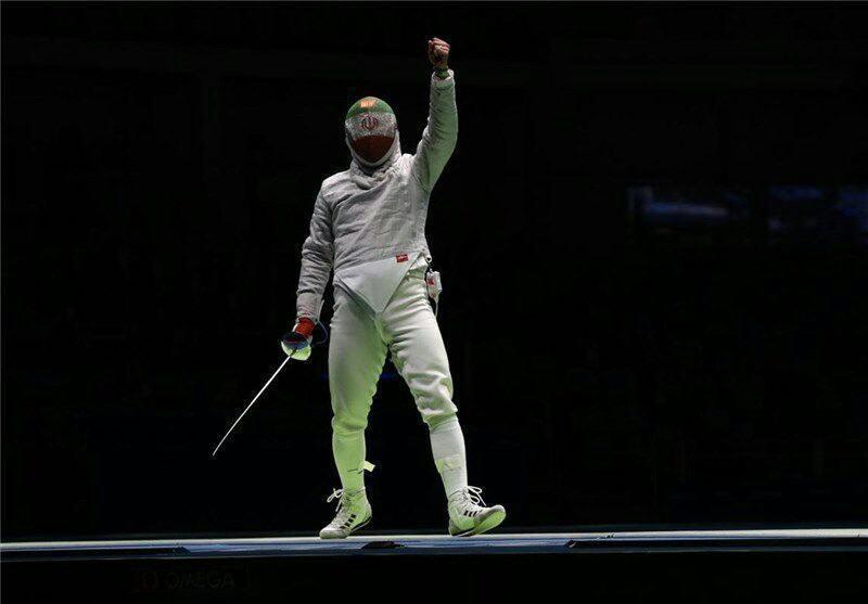پرداخت پاداش طلاییهای المپیک به ورزشکار مازندرانی+عکس