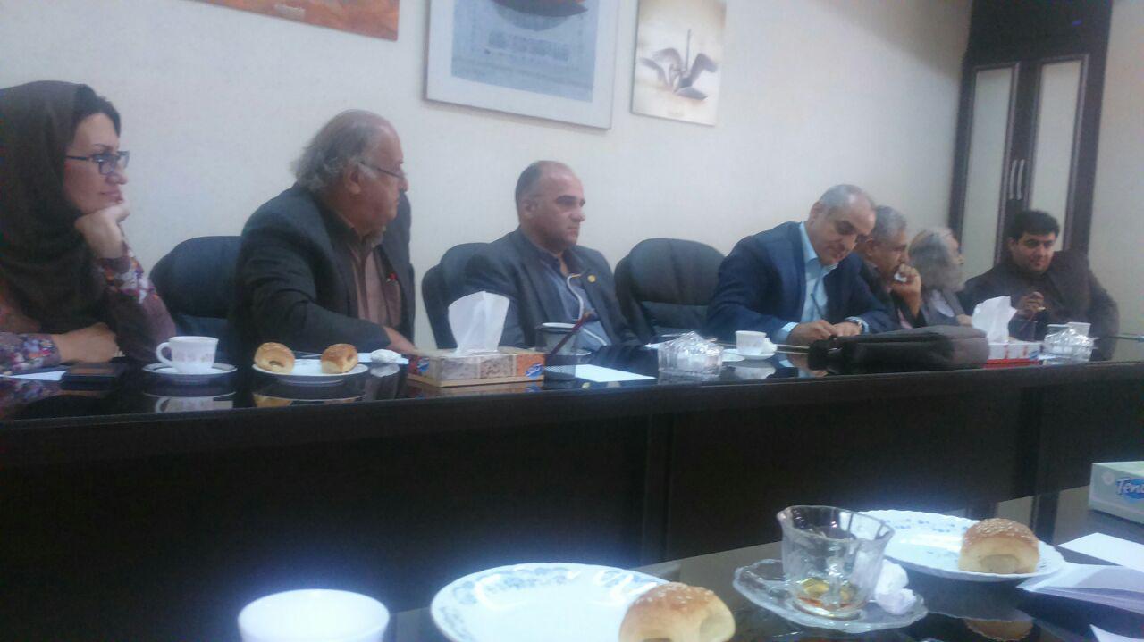 برگزاری اولین جلسه کار گروه روز ملی مازندران