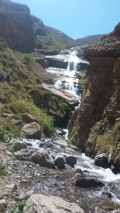 طبیعت زیبا و گم شده دشت نمارستاق و آبشار دریوک آمل